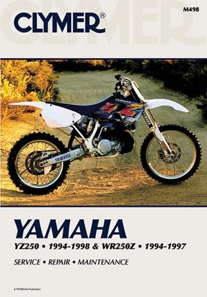 Yamaha YZ250 1994-1998