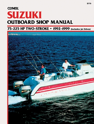 Suzuki 2-Stroke OB 75-22 hp 92-99