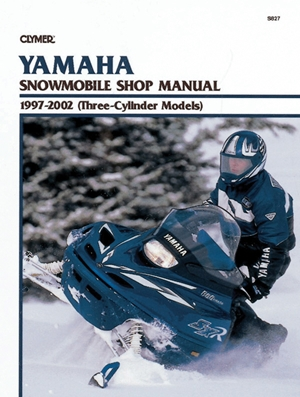 Yamaha Snowmobile Shop Manual 1997-2002 (Three-Cylinder Models)