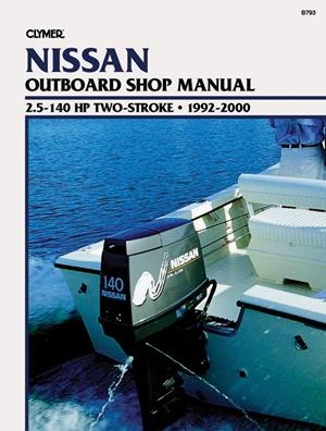 Nissan 2-Stroke OB 92-00
