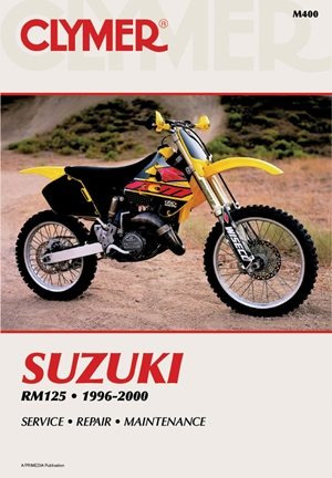 Suzuki RM125 1996-2000