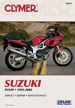Suzuki SV650 1999-2002