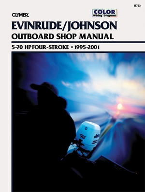 Johnson/Evinrude Four-stroke outboard Motor Shop Manual