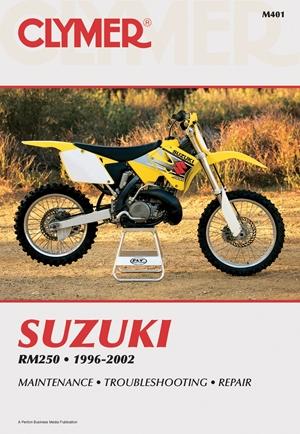 Suzuki RM250 1996-2002