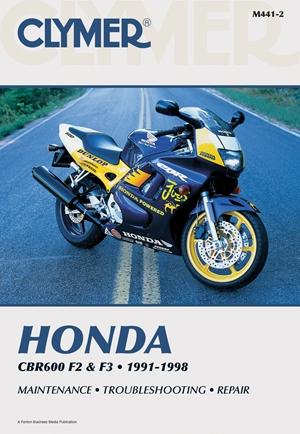 Honda CBR F2 and F3 1991-1998