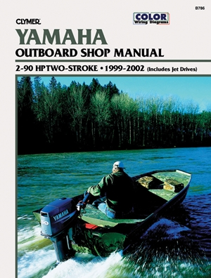 Yamaha Outboards 2-90 hp  Two-strokes 1999-2002