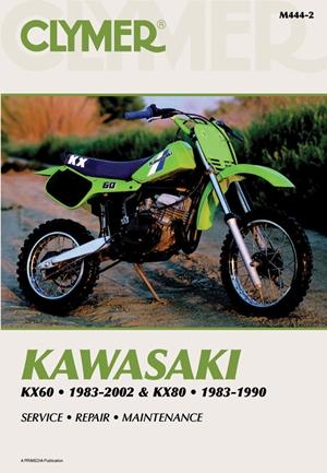 Kawasaki KX60 1983-2002 & KX80 1983-1990