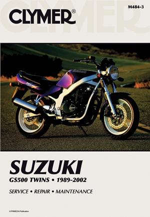 Suzuki GS500 Twins 1989-2002