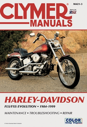 Harley-Davidson FLSFX Softail Big-Twin Evolution 1984 - 1999