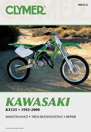 Kawasaki KX125 1992-2000
