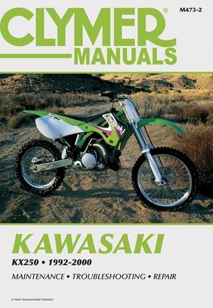 Kawasaki KX250 1992-2000