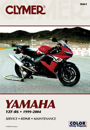 Yamaha YZF-R6 1999-2004