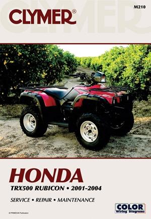 Honda TRX500F 2001-2004