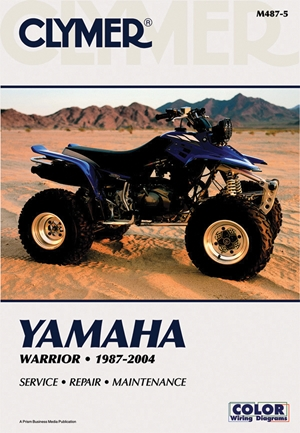 Yamaha Warrior 1987-2004