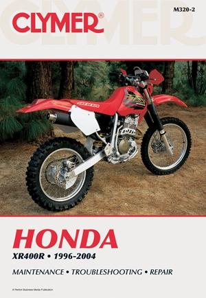 Honda XR400R 1996-2004