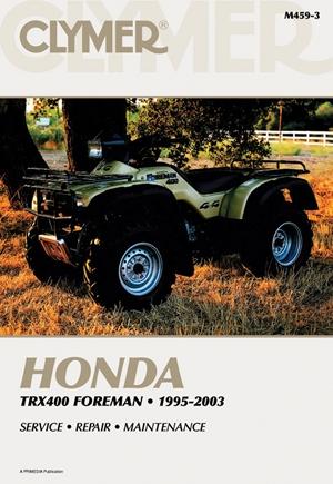 Honda TRX400 Foreman 1995-2003