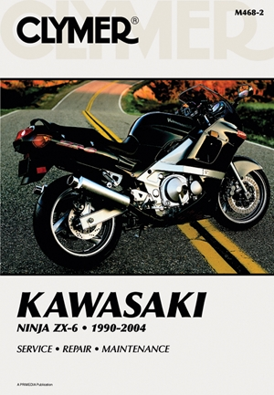 Kawasaki Ninja ZX-6 1990-2004