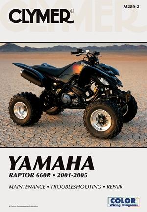 Yamaha Raptor 660R 2001-2005