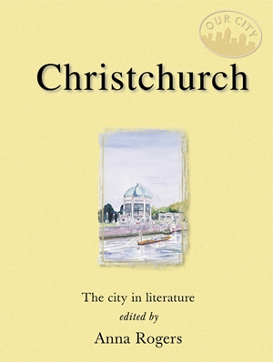 Christchurch The City in Literature