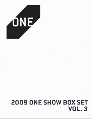 One Show Boxed Set, 2009 Awards