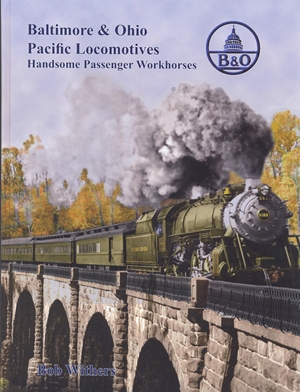 Baltimore & Ohio Pacific Locomotives