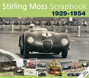 Stirling Moss Scrapbook 1929-54