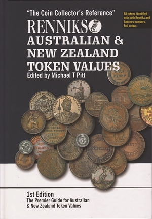 Renniks Australian & New Zealand Tokens Values