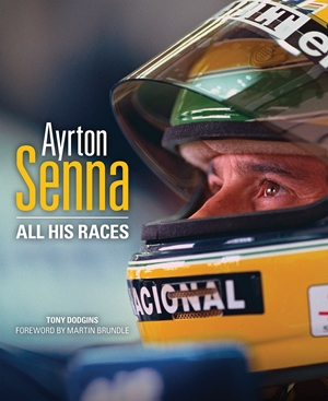 Ayrton Senna All His Races