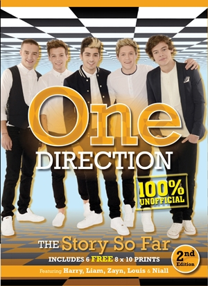 One Direction, 2nd Edition