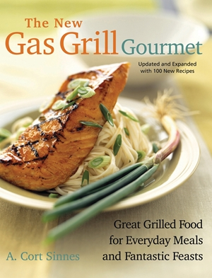 New Gas Grill Gourmet