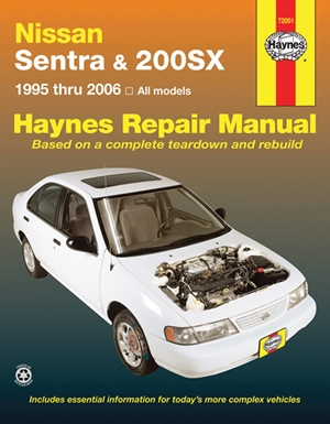 Nissan Sentra & 200SX