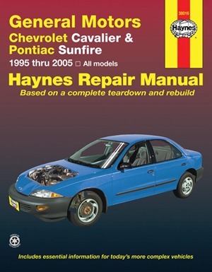 General Motors Chevrolet Cavalier & Pontiac Sunfire