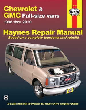 Chevrolet & GMC Full-Size Vans