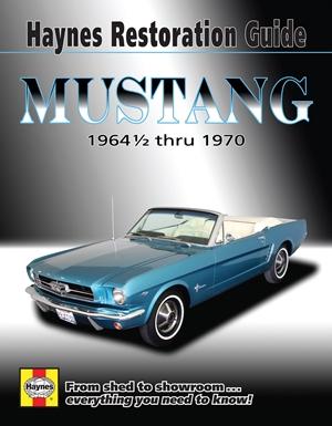 Mustang  1964 1/2 thru 1970