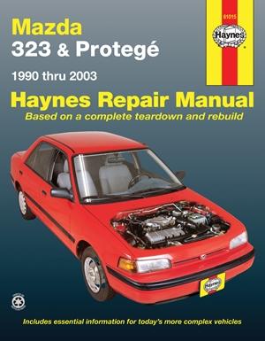 Mazda 323 & ProtegT