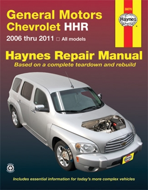 General Motors Chevrolet HHR