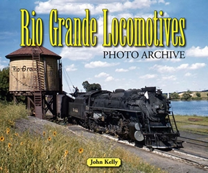 Rio Grande Locomotives Photo Archive