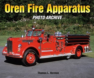 Oren Fire Apparatus Photo Archive
