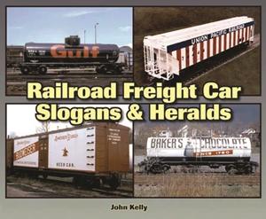 Railroad Freight Car Slogans & Heralds