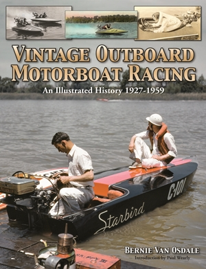 Vintage Outboard Motor Boat Racing