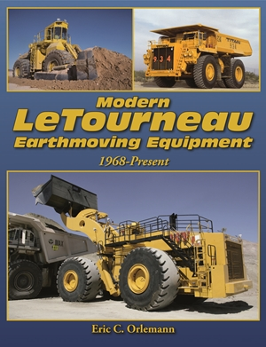 Modern LeTourneau Earthmoving Equipment