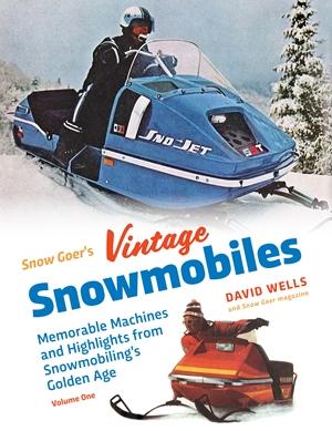 Snow Goer's Vintage Snowmobiles