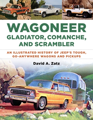 Wagoneer, Gladiator, Comanche, and Scrambler