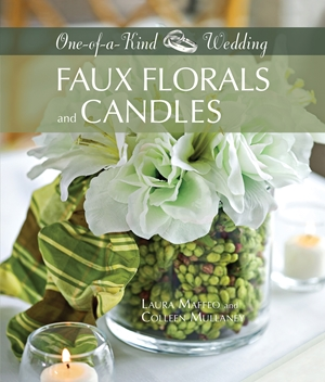 Faux Florals and Candles