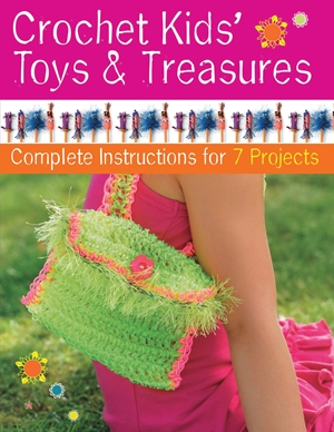 Crochet Kids' Toys & Treasures