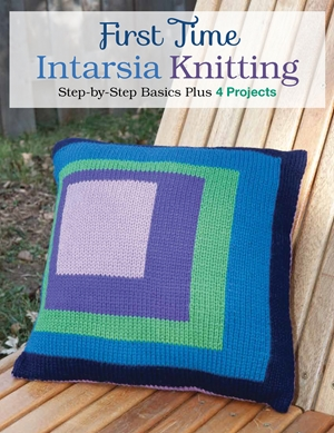 First Time Intarsia Knitting