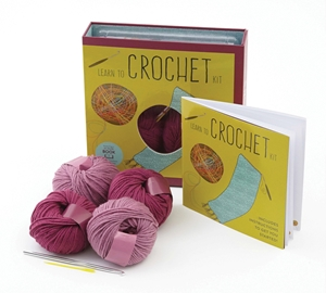 Learn to Crochet Kit