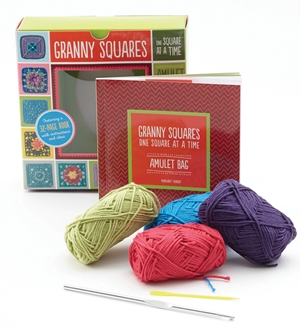Granny Squares, One Square at a Time / Amulet Bag Kit