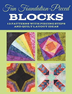 Fun Foundation-Pieced Blocks