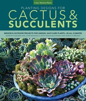 Planting Designs for Cactus & Succulents